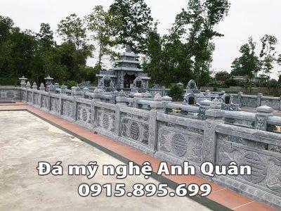 Lan can đá ĐẸP nhà Anh Thành ở TP Hồ Chí Minh