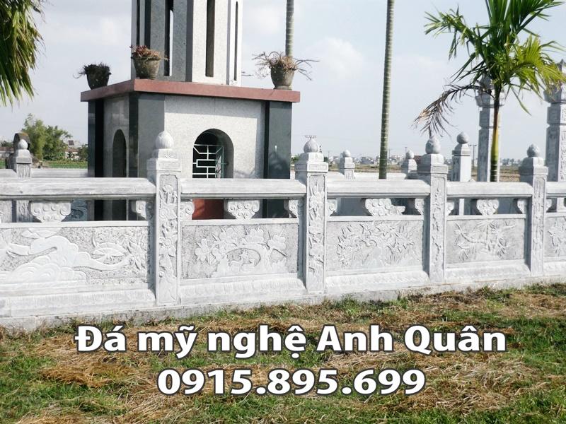 Lan can đá ĐẸP nhà Em Mơ ở Đồng Nai