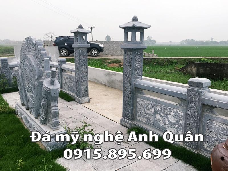 Lan can đá ĐẸP nhà Cô Thắm ở An Giang