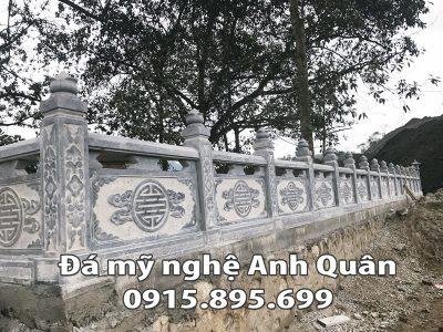 Lan can đá ĐẸP nhà Thím Minh ở Bà Rịa
