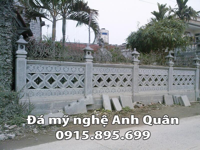 Lan can đá ĐẸP nhà Chị Mơ ở Sơn La