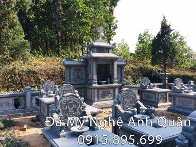 Mộ đá ĐẸP tại Thái Nguyên