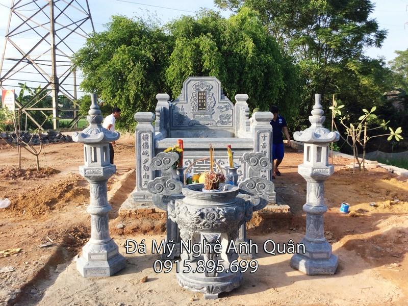 Mộ đá ĐẸP tại Bình Phước