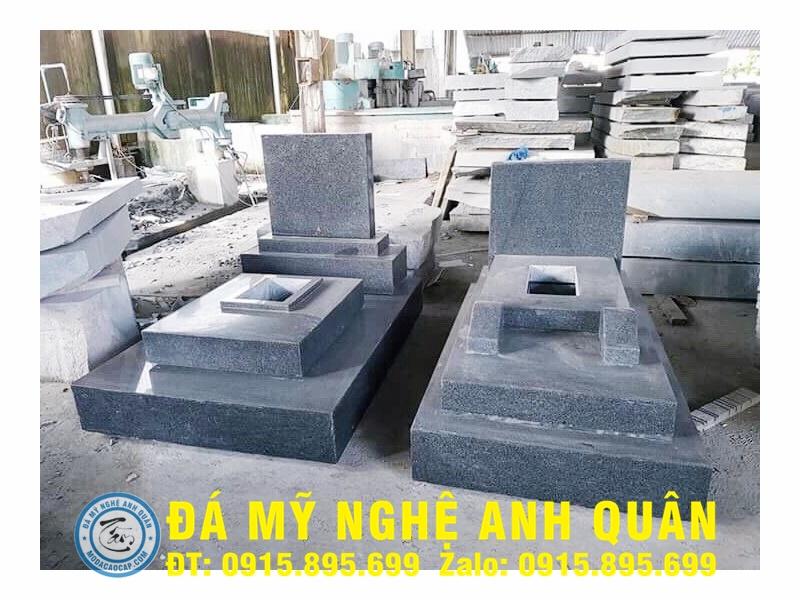 Mộ đá hoa cương ĐẸP tại Đồng Nai