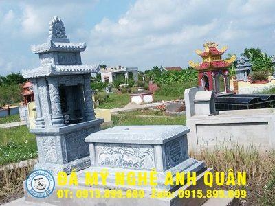 Mộ đá ĐẸP tại Quảng Trị