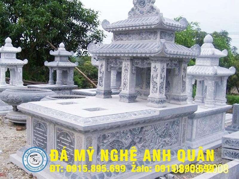 Mộ đá ĐẸP tại Khánh Hòa