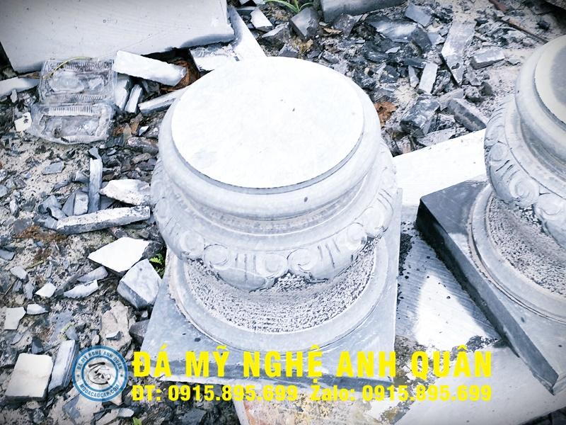 Chân tảng đá tại Trà Vinh