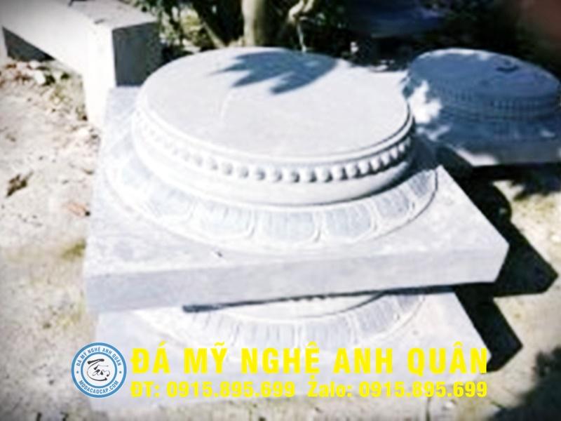 Chân tảng đá tại Quảng Bình