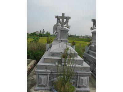Mộ đá công giáo 48