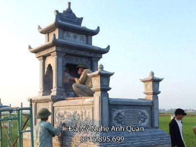Mẫu mộ đá ĐẸP phổ biến hiện nay tại Phú Yên