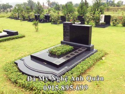 Mẫu mộ đá ĐẸP phổ biến hiện nay tại Vũng Tàu
