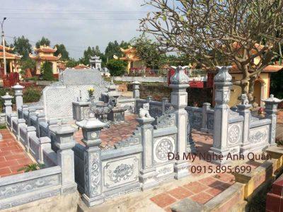 Mẫu mộ đá ĐẸP phổ biến hiện nay tại An Giang