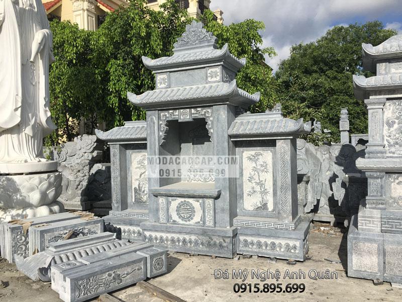 Mẫu mộ đá ĐẸP phổ biến hiện nay tại Bắc Ninh