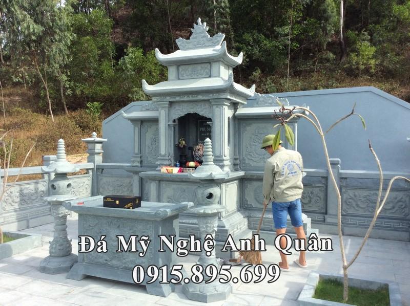 Mẫu mộ đá ĐẸP phổ biến hiện nay tại Lạng Sơn