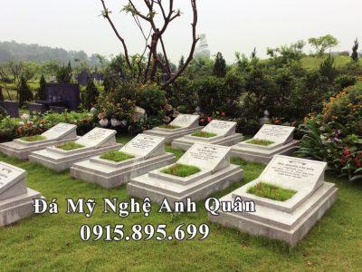 Mẫu mộ đá ĐẸP phổ biến hiện nay tại Quảng Bình