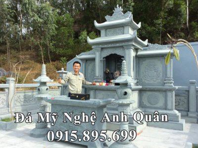 Mẫu mộ đá ĐẸP phổ biến hiện nay tại Tây Ninh