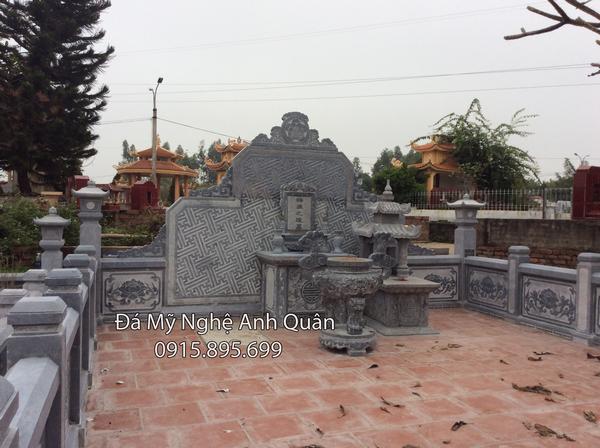 Mẫu mộ đá ĐẸP phổ biến hiện nay tại Cần Thơ