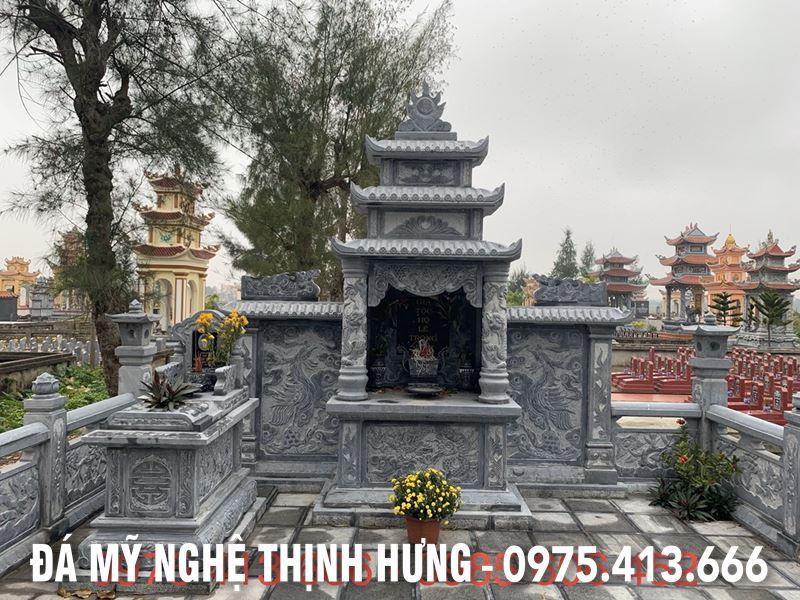Lang tho da - Lang canh 3 mai DEP